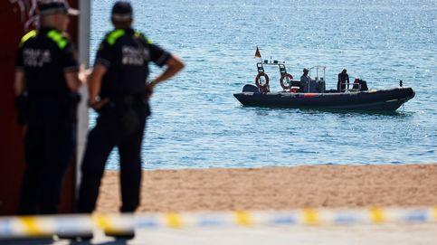 Neutralizan un proyectil de la Guerra Civil hundido en el mar en Pasaia
