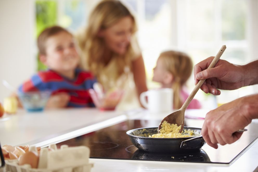 Cocina cinco ideas para preparar un desayuno saludable for Cocinar y adelgazar
