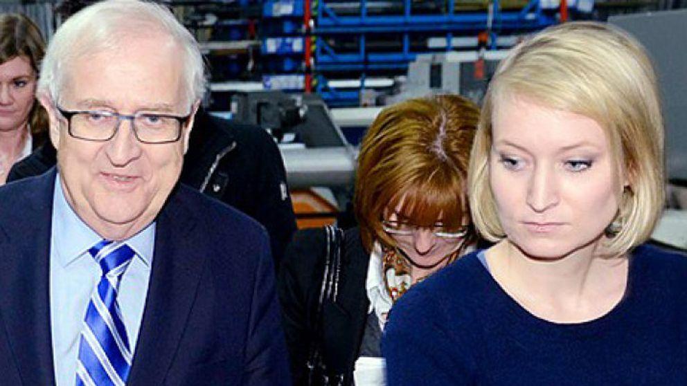 El acoso sexual del socio de Merkel a una periodista sacude Alemania