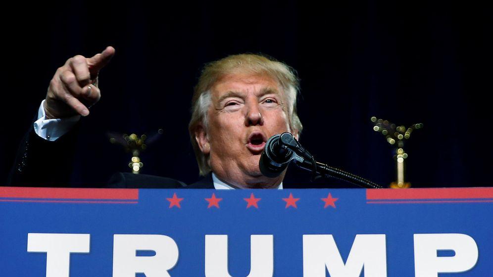Foto: El candidato republicano a la presidencia, Donald Trump. (Reuters)