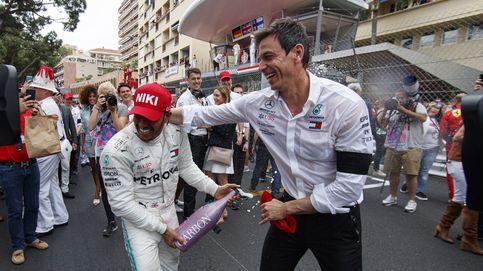 Cómo Lewis Hamilton fue capaz de llevarse al huerto a sus ingenieros y salvó a Mercedes