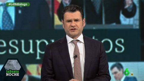 Iñaki critica uno de los rótulos de Tele5 a la hora de hablar de Iglesias y Montero