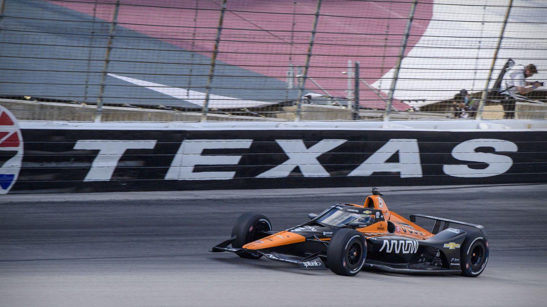 En su segundo año, McLaren ya gana carreras en el IndyCar americano