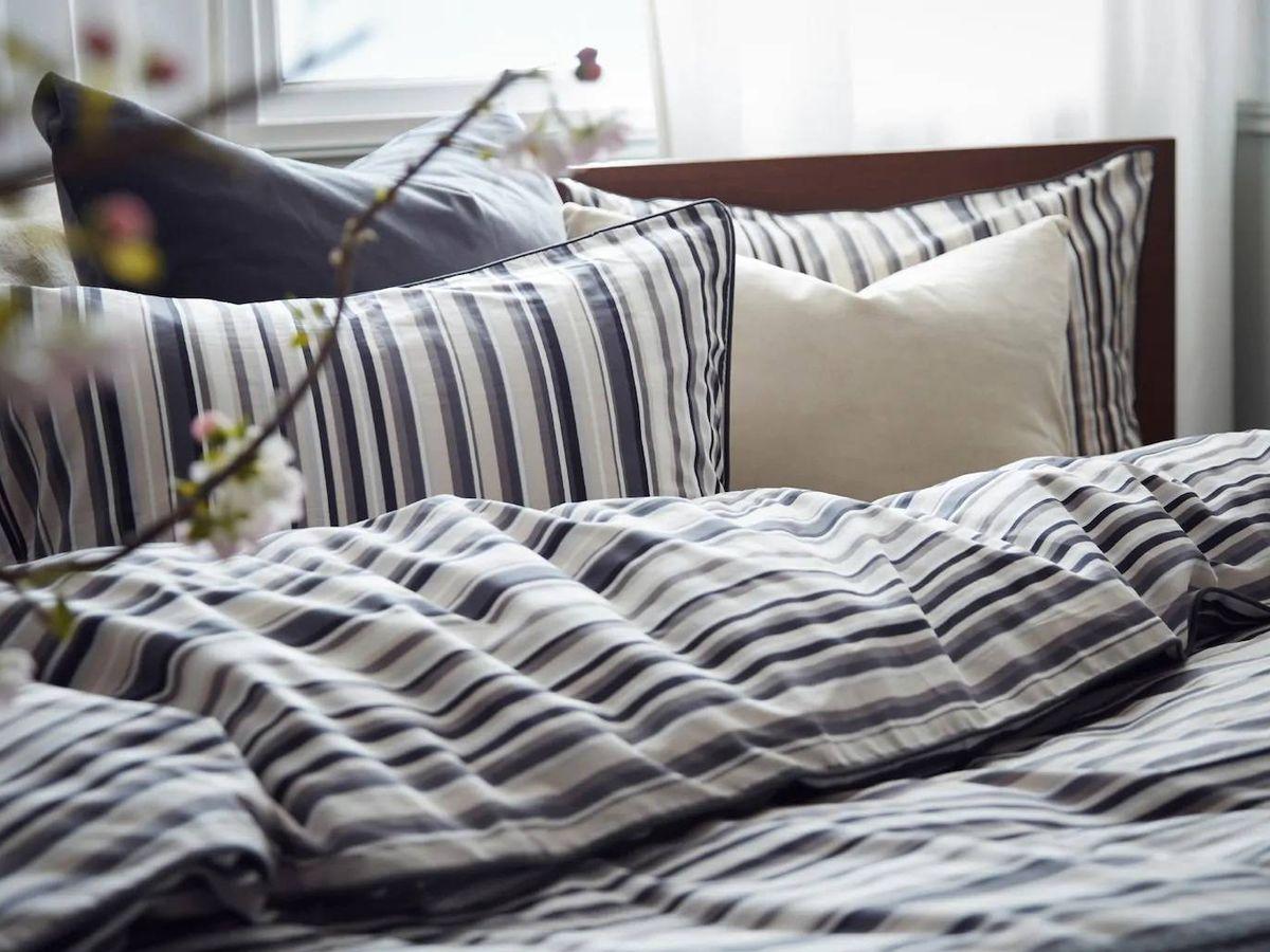 Foto: Textiles de Ikea para un sueño de calidad. (Cortesía)