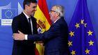 Juncker anuncia a Sánchez el desbloqueo de 55 M de ayudas para las migraciones