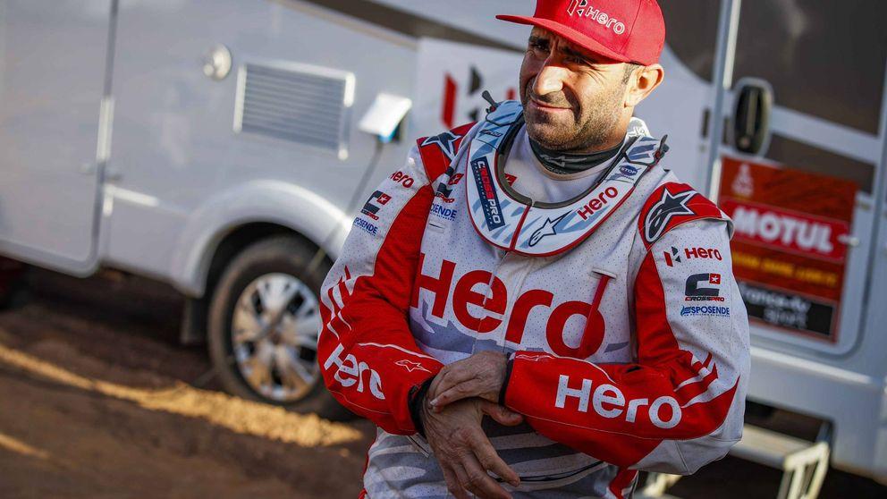 Te quiero, Gonçalves. Por qué los más duros lloran cuando muere un piloto de motos en el Dakar
