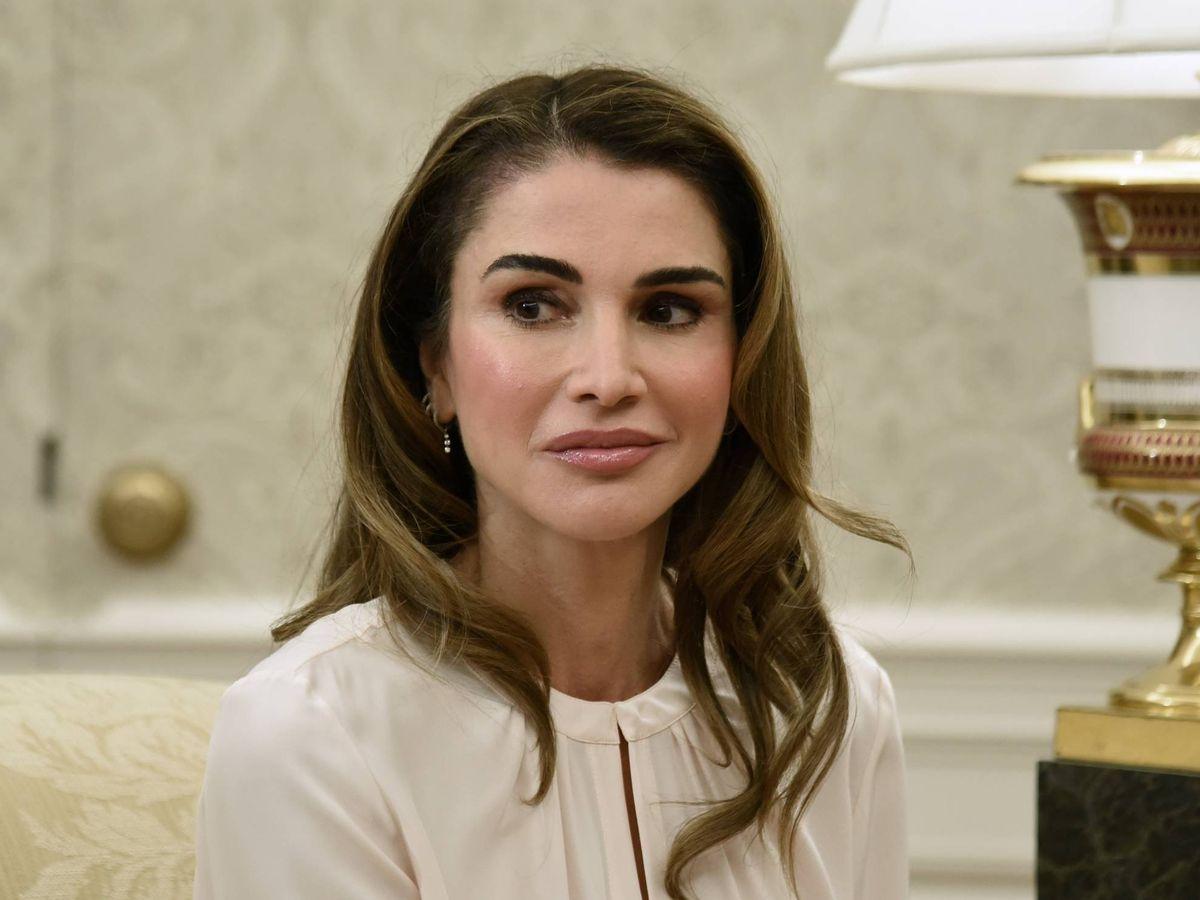 Foto: La reina Rania de Jordania, en una imagen de archivo. (Getty)