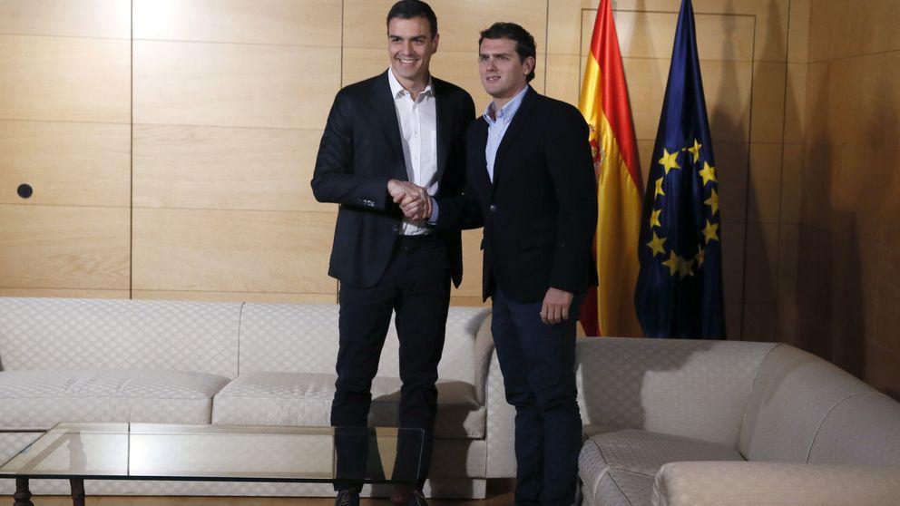 C's recuerda que el pacto con el PSOE debe ser el centro de la negociación