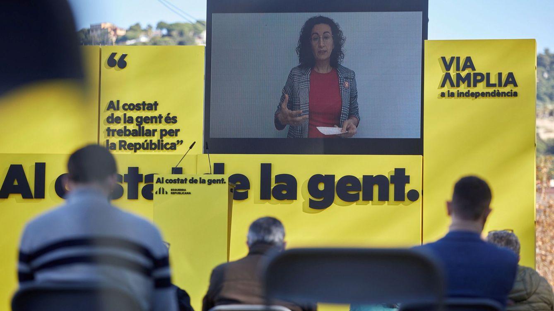 Junqueras, Forcadell, Romeva y Bassa se reúnen con Marta Rovira en Ginebra (Suiza)
