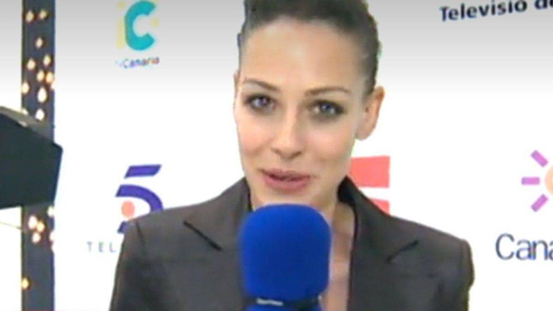 Eva González, en 'UHF'. (Atresmedia)