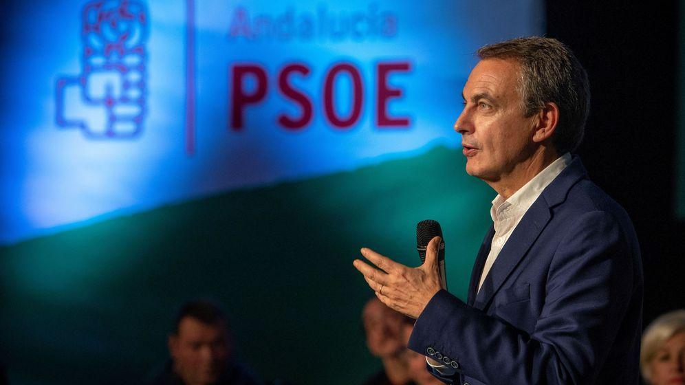Foto: Zapatero: el psoe defiende la espaÑa de los valores, no la de los balcones