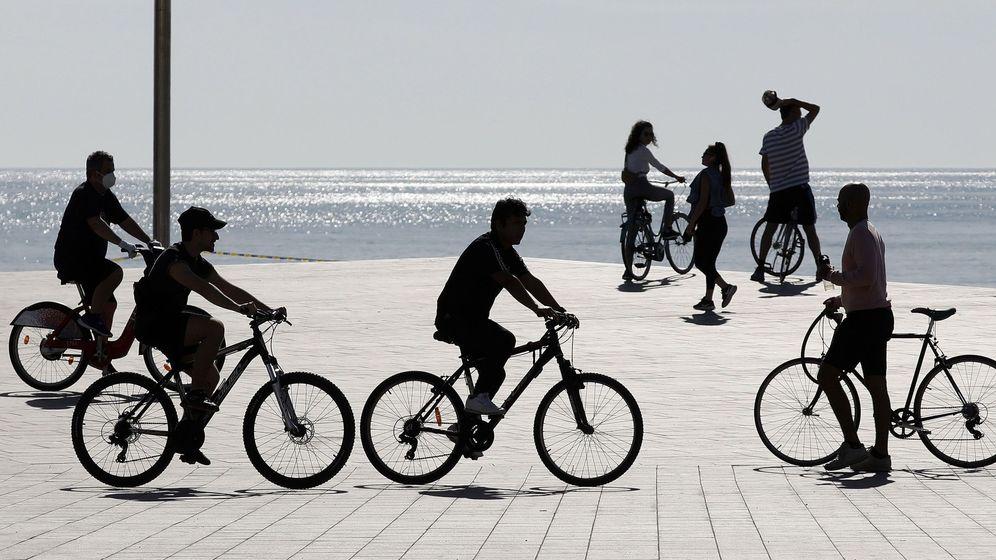 Foto: Los nuevos horarios para practicar deporte en España. (EFE)