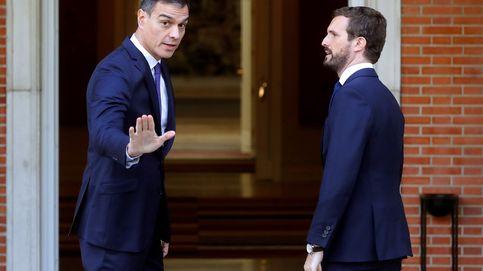 Sánchez y Casado se reunirán por sexta vez en 18 meses pero más separados que nunca