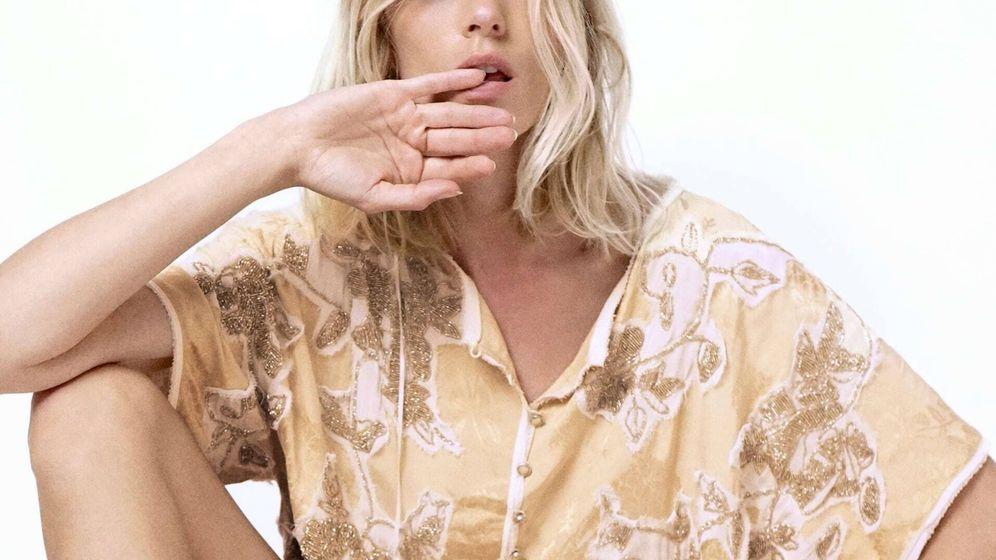 Foto: El vestido boho de Zara. (Cortesía)
