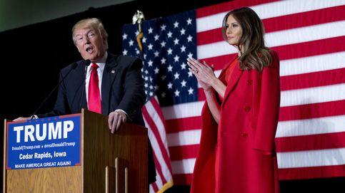 La guerra sucia de Donald Trump y Ted Cruz llega a sus esposas