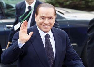 Trichet envió una carta secreta a Berlusconi para pedirle más recortes