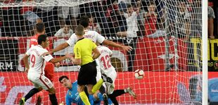Post de Sevilla - Real Madrid: horario y dónde ver en TV y 'online' la quinta jornada de La Liga