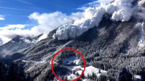¿Cómo hacer frente a los aludes de nieve más temibles?