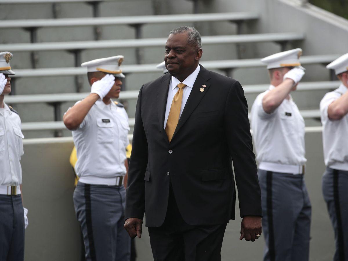 Foto: El Secretario de Defensa de EEUU, Lloyd J. Austin III. (Reuters)