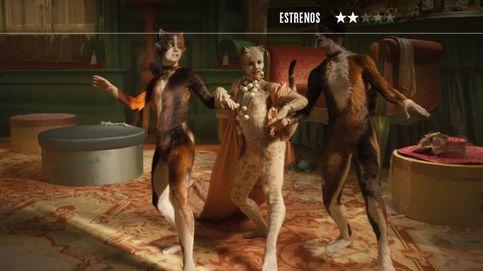 'Cats': gato por liebre