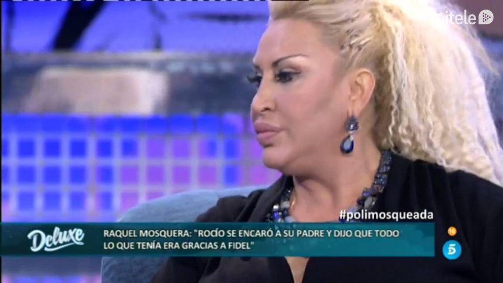 """Raquel Mosquera: """"Rociito le rompió el corazón a su padre el último día que lo vio"""""""