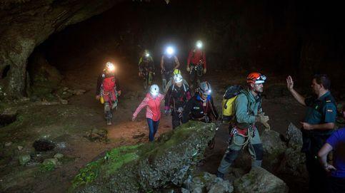 ¡Ha sido una gran aventura!: las espeleólogas cuentan su experiencia