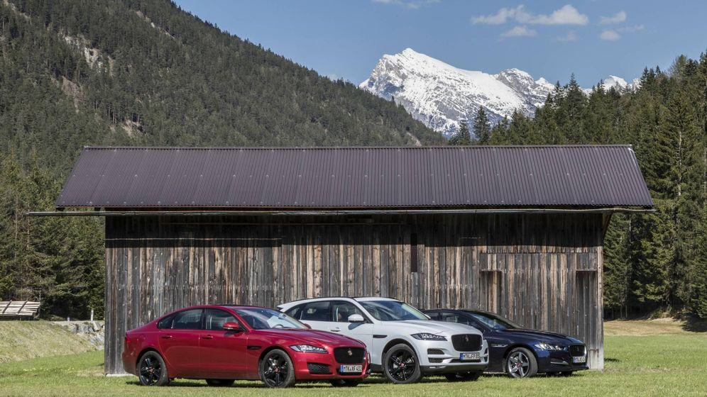 Foto: Gama Jaguar 4x4