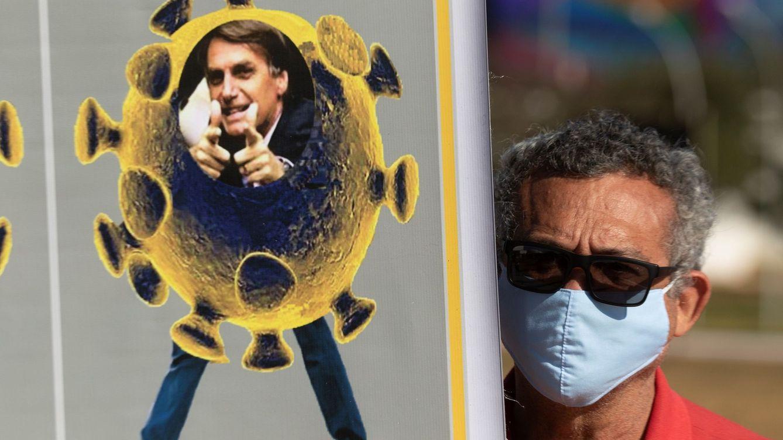Nueva polémica en Brasil por el cambio de método de registro de muertes y contagios