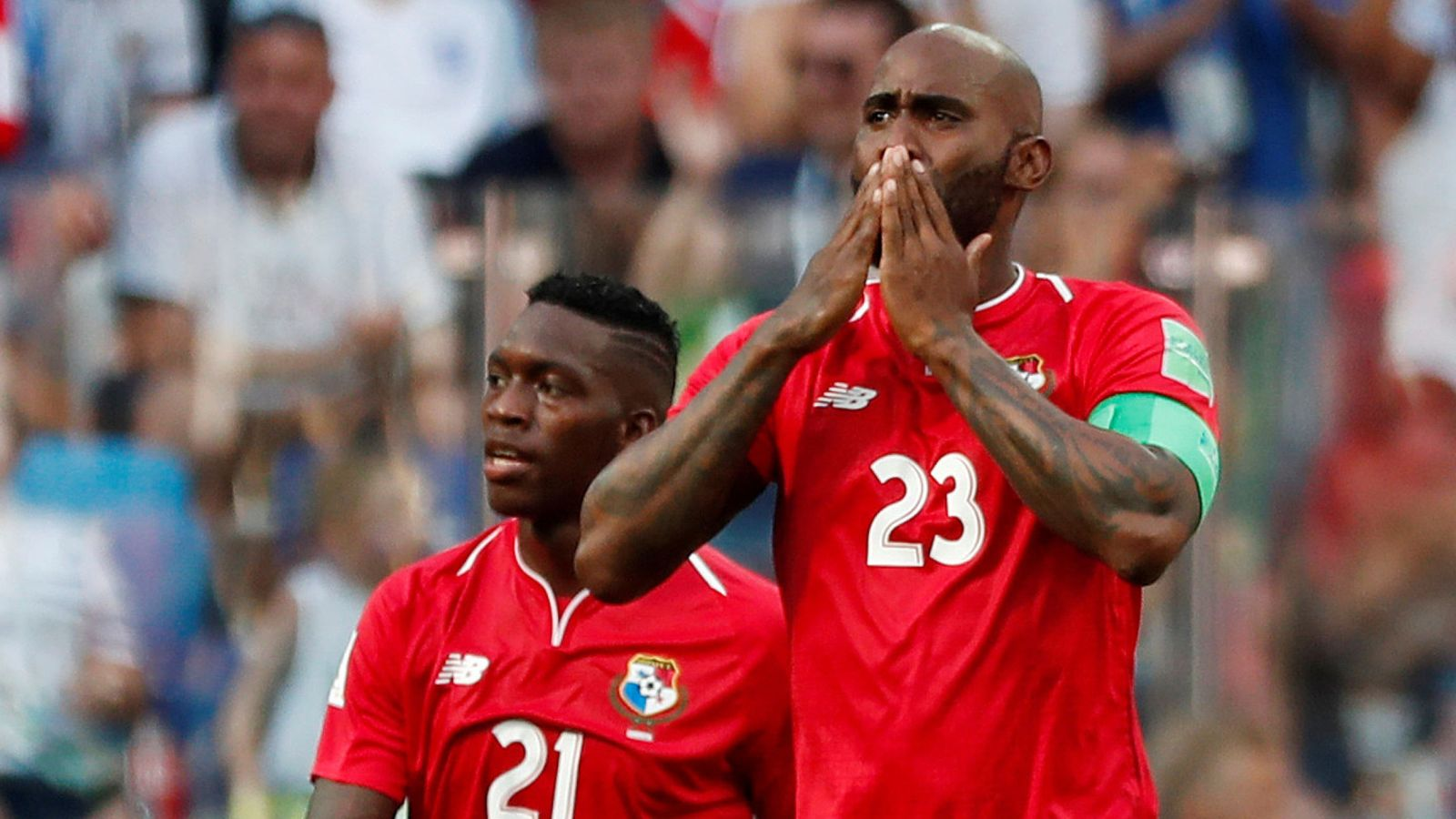 Foto: File photo: world cup - group g - england vs panama