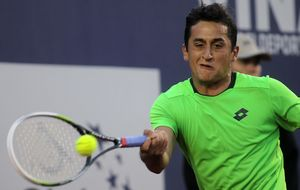 Almagro no jugará en Indian Wells por sus molestias en un hombro