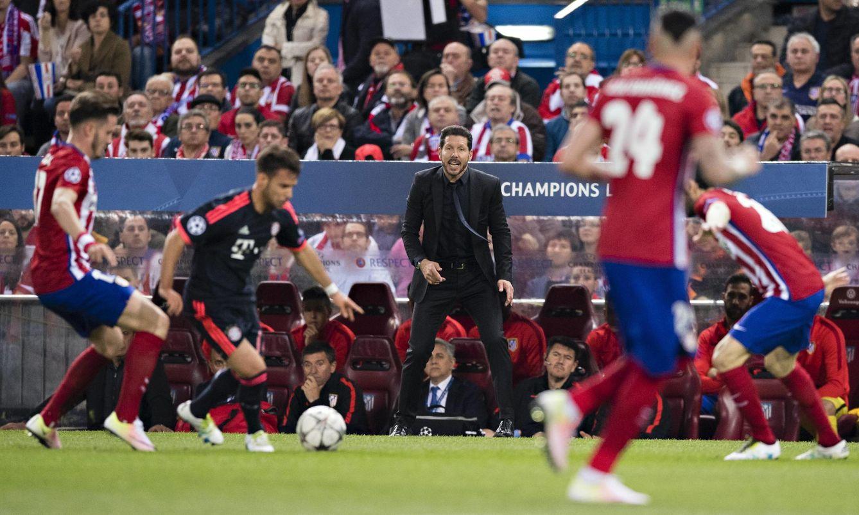 Foto: ¿Y si el juego del Atlético vuelve a una final de Champions? (Imago)