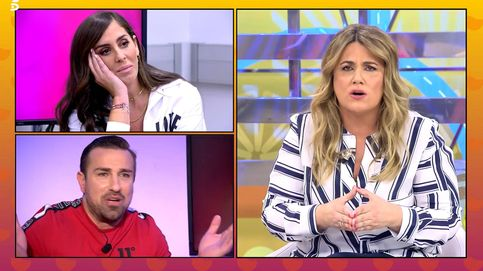Carlota Corredera pone en su sitio a Rafa Mora: Tú no vas a cuestionar mi trabajo