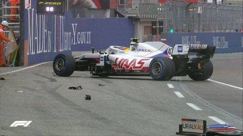 Cuando el apellido Schumacher y el dinero de papá no son suficientes para pilotar un F1