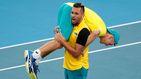 El polémico Nick Kyrgios y un español, obstáculos de España en la ATP Cup