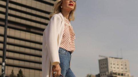 Carmen Lomana derrocha elegancia con estos vaqueros de H&M