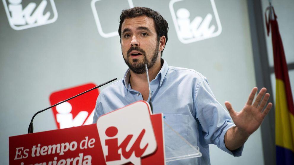 Garzón integra a un exsocialista y a activistas en su lista de Ahora en Común
