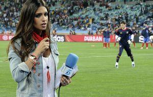 Sara Carbonero confirma que cubrirá el Mundial de Brasil