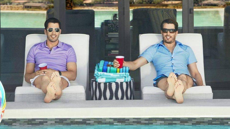 Los gemelos Scott. (Canal Divinity)