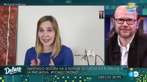 El aplaudido gesto de Santiago Segura para luchar contra el coronavirus