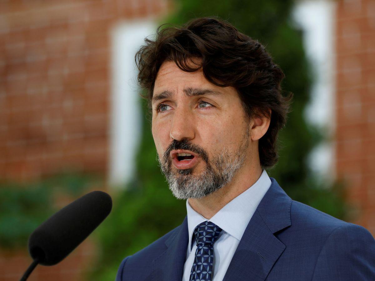 Foto: El primer ministro canadiense, Justin Trudeau. (Reuters)