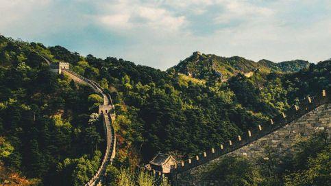 Vetan el acceso a la Muralla China a dos turistas que fueron a zonas sin reconstruir