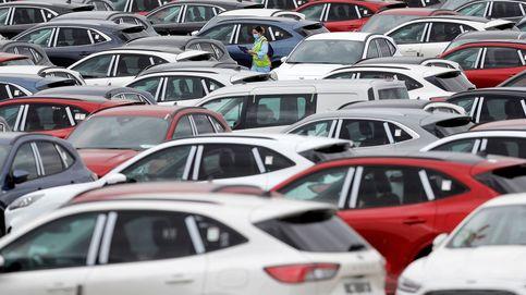Las ventas de coches suben, pero siguen un 40% por debajo de datos prepandémicos