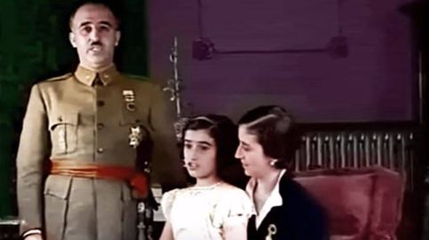 Cuando Carmencita lanzó un mensaje a los niños mientras Franco hacía de ventrílocuo