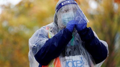 EEUU rompe su récord de contagios diarios el día después de la jornada electoral