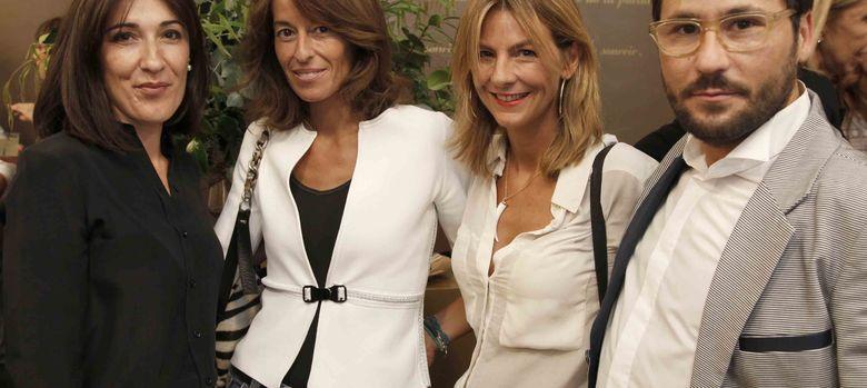 Foto: La 'jet' prueban nuevos productos de belleza en Madrid