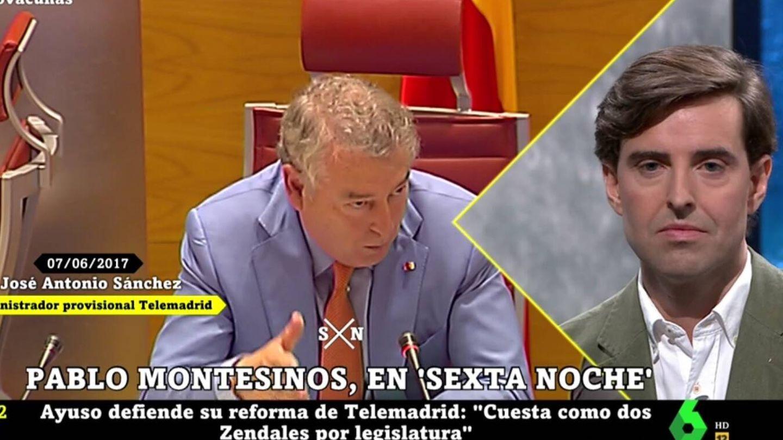 José Antonio Sánchez y Montesinos. (La Sexta).