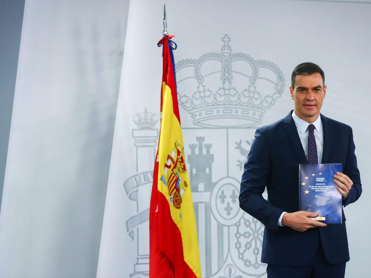 Foto: El presidente del Gobierno, Pedro Sánchez. (Reuters)