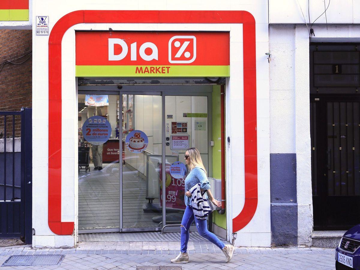 Foto: Tienda de Dia (EFE)