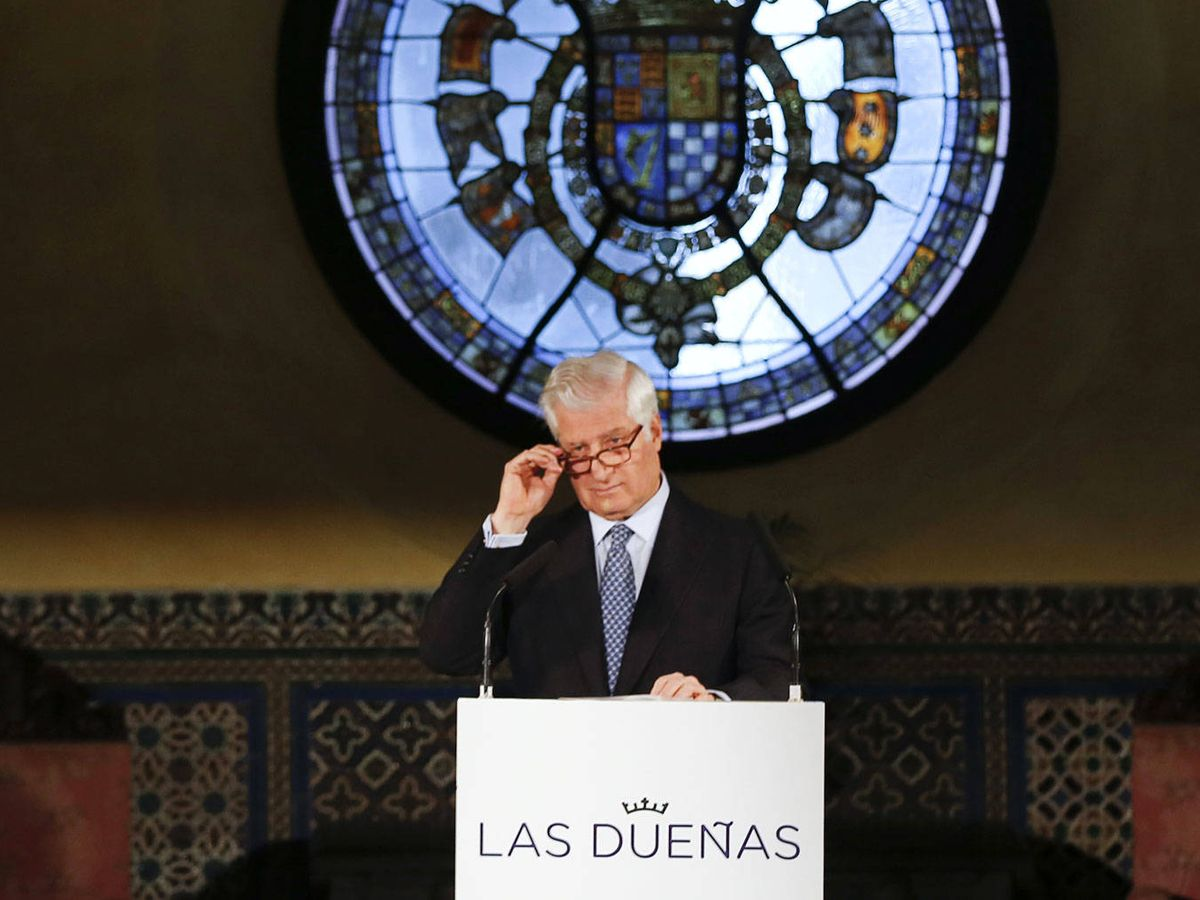 Foto: Carlos Fitz-James Stuart, duque de Alba. (Reuters)