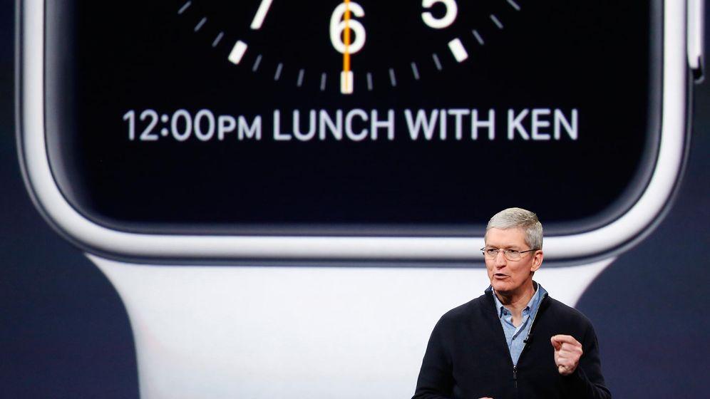 Foto: El último gran objeto de deseo de Apple es... ¡una tipografía!
